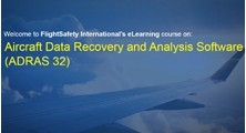 Honeywell Aircraft Data Recovery and Analysis Software (ADRAS-32) (eLearning)