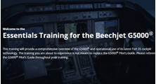Essentials Training for the Beechjet G5000