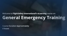 General Emergency Training (eLearning)