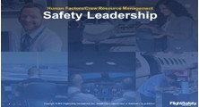Human Factors / CRM  Safety Leadership (LiveLearning)