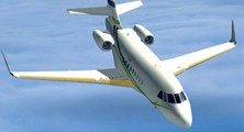 Falcon 2000EX EASy II to 2000S/LXS Differences