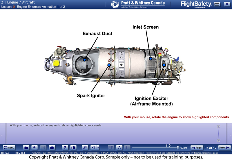 Pt6a Large Series General Familiarization Elearning