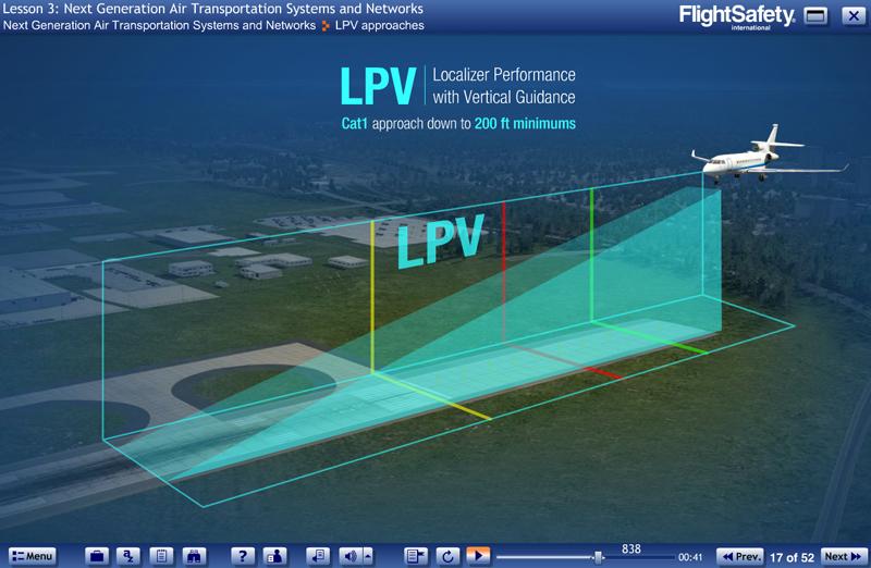 NextGen Communication/Navigation (eLearning) - FlightSafety